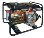 Электрогенератор дизельный LDG5000CLE HUTER